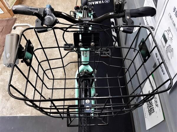 ブリジストン ジュニア用バイク シュラインの純正バスケット
