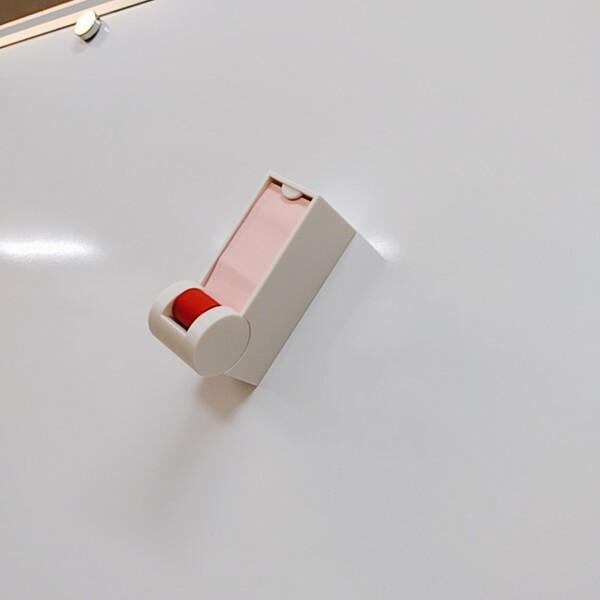 横田文具「簡単にめくれる付箋ケース」