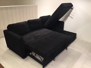 新商品!大人気ソファベッドに収納可能なタイプが登場です!
