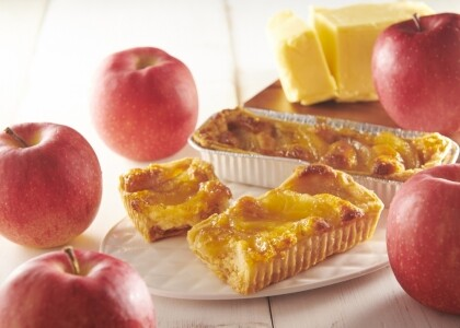 おすすめ!焼きたて国産りんごのアップルパイ