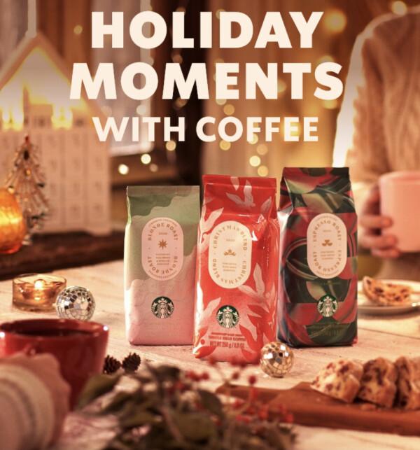 【holiday限定🎄】コーヒー豆のご紹介