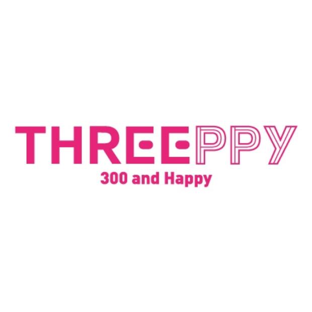 THREEPPY(ダイソー店内)