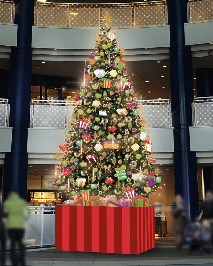 WAKUWAKU MERRY CHRISTMAS